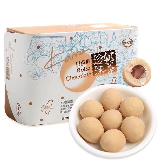 Kẹo Trà sữa Trân Châu BoBa Chocolate TAIWAN