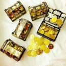 Rương vàng Socola Thái Lan